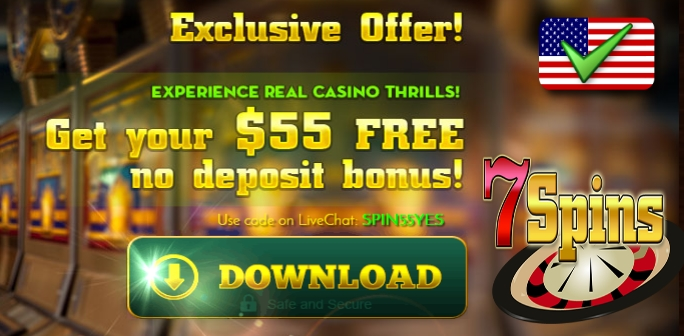 online casino no deposit usa