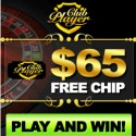 Club Player - Get a $65 Free Chip