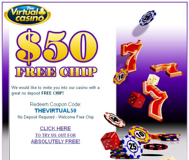 Free chips for virtual casino uaw gambling