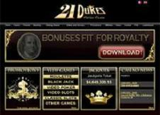 21 dukes casino withdrawal