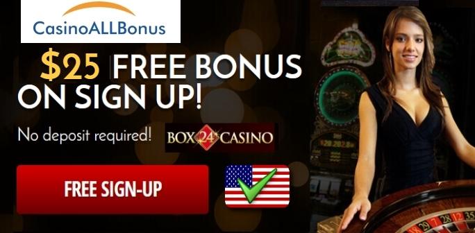 Free No Deposit Bonus Casinos Usa