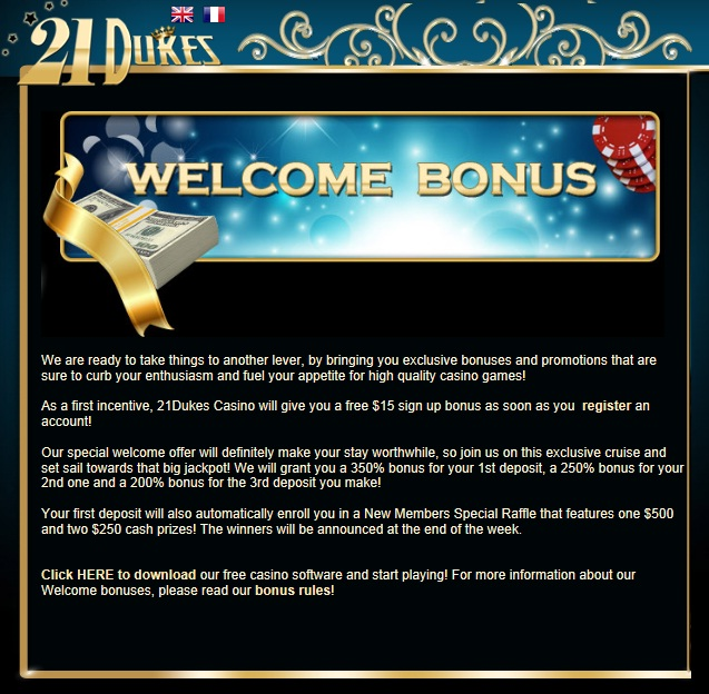 Betting sites welcome offers